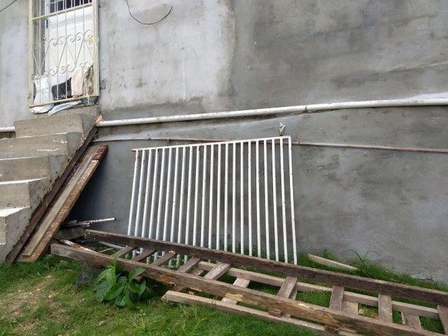 grade pra muro, 1,56 largura x 1,12