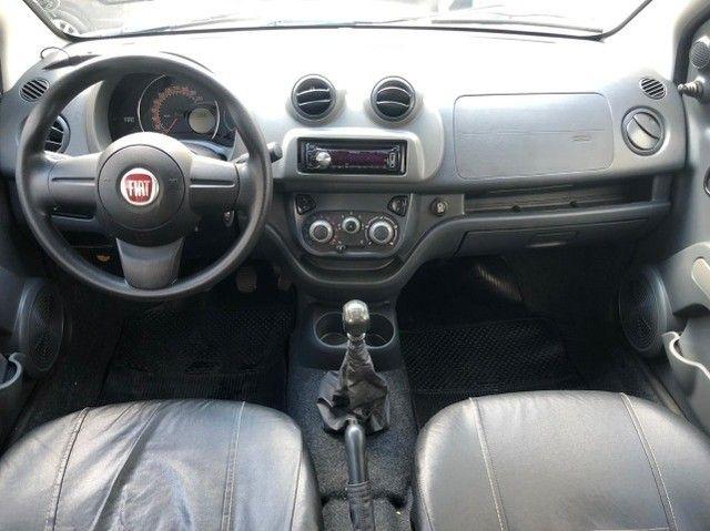 Fiat Uno Vivace 1.0 completíssima - Baixa km! Nova demais! - Foto 9