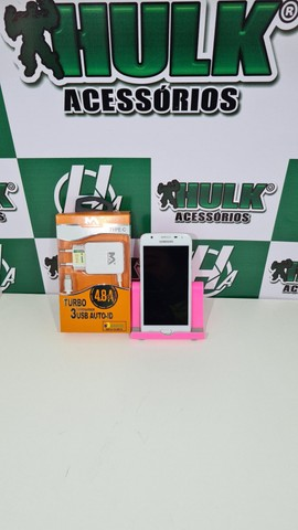 Celular Samsung J5 PRIME BRANCO 32GB  - Foto 4