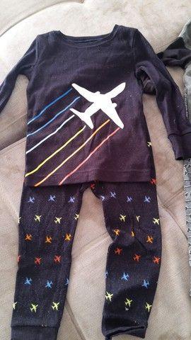 Pijama tamanho 2T - Foto 2