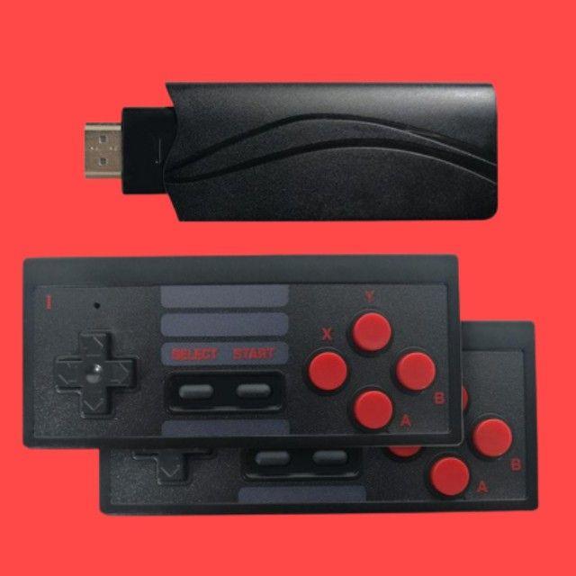 Mini Console Retrô Joystick - Foto 3