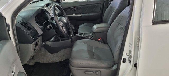 Hilux SRV 4x4 Aut. Diesel 2015 - Foto 9