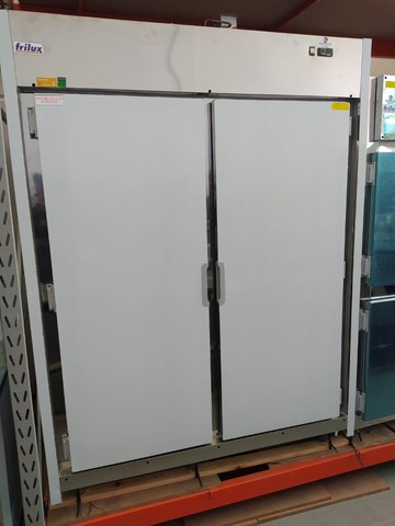 Camera fria 600kg - externa inox ///