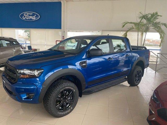 Ford Ranger Storm 2021/2022 0 KM - Foto 2