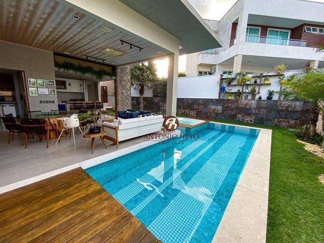 Casa à venda, 406 m² por R$ 3.600.000,00 - Eusébio - Eusébio/CE - Foto 5