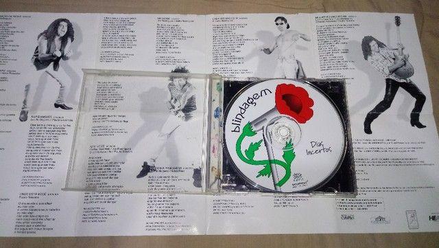 CD Blindagem Dias Incertos - Foto 4