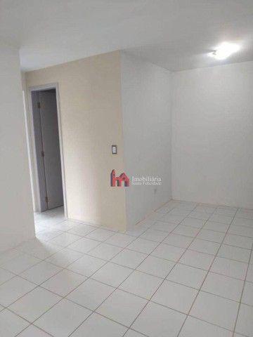 Apartamento para alugar, 42 m² por R$ 1.100,00/mês - Campo Comprido - Curitiba/PR - Foto 4