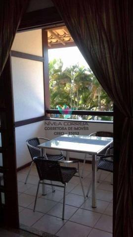 Apartamento Duplex para comprar Praia do Forte Mata de São João - Foto 11