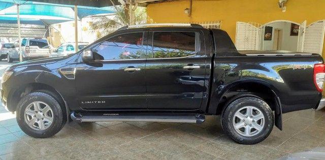 Ford Ranger limited 3.2 20v 4X4 CD Aut. Dies. - Foto 13
