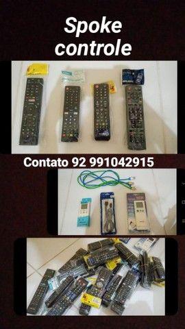 Controle Para TV