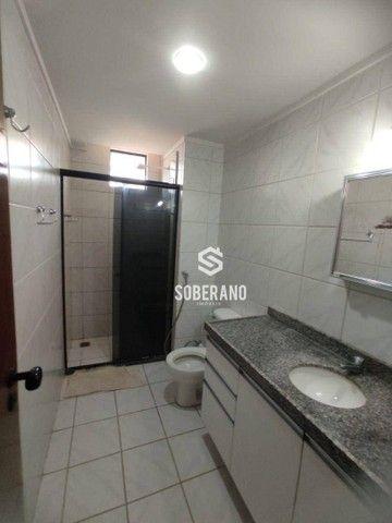 Apartamento com 3 dormitórios para alugar, 126 m² por R$ 3.000,00/mês - Manaíra - João Pes - Foto 10