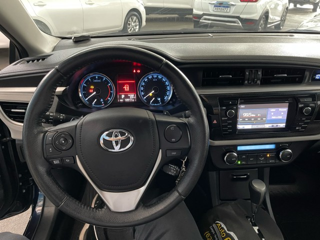 Toyota Corolla xei 2.0 automático 2016 - Foto 8