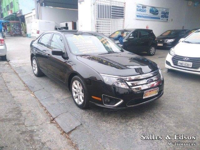 Ford Fusion 3.0 SEL Fwd V6 24V Gasolina 4P Automatico 2011