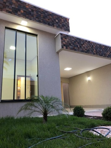 Casa 3 Qts, 1 Suíte - Parque das Flores, Goiânia - Acabamento de alto padrão - Foto 5