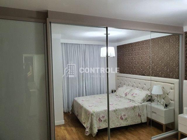 (R.O)Oportunidade ! Apartamento 3 dormitórios c/ Vista para o mar  em Barreiros- São José - Foto 10