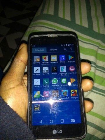 LG k8 16GB novo funcionando tudo