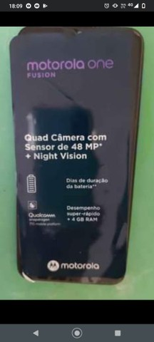Moto one fusion - Foto 5