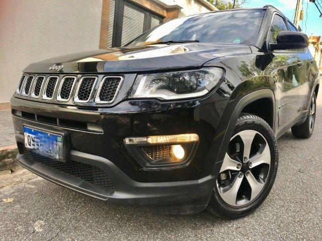 jeep compass 2.0 17/17 feirão automotivo  - Foto 7