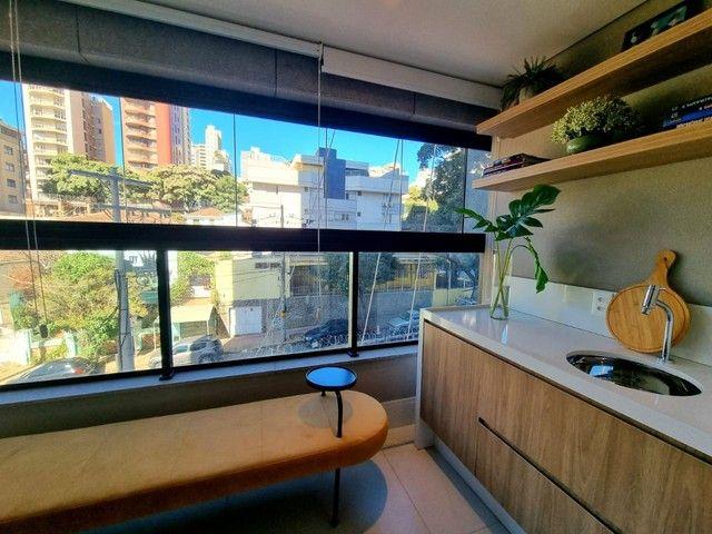 Apartamento de 4 quartos com lazer no Bairro Santo Antônio
