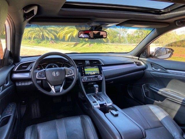 Honda Civic Touring 1.5 Turbo 2017 (Abaixo da file) - Foto 13