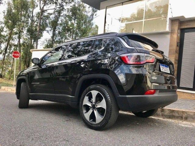 jeep compass 2.0 17/17 feirão automotivo  - Foto 8