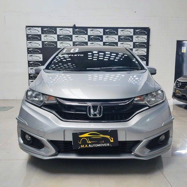 Honda fit lx aut o mais barato e impecavel - Foto 11
