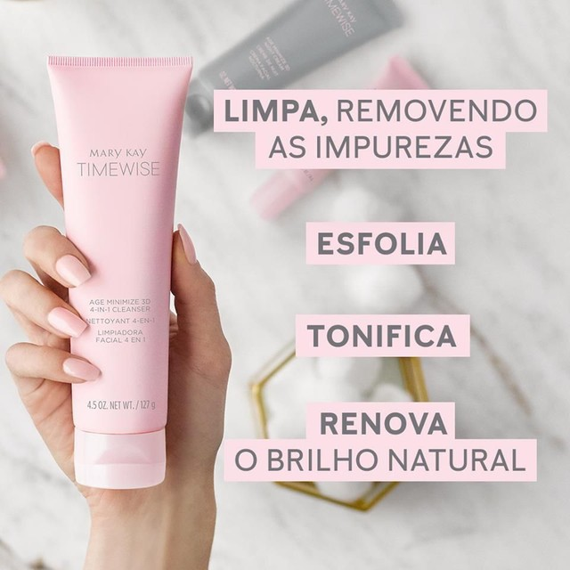 Sistema TIme Wise 3d Mary kay - Foto 3