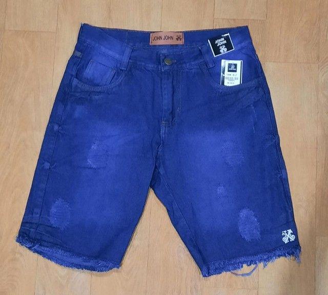 Bermuda Masculino Jeans - Foto 3