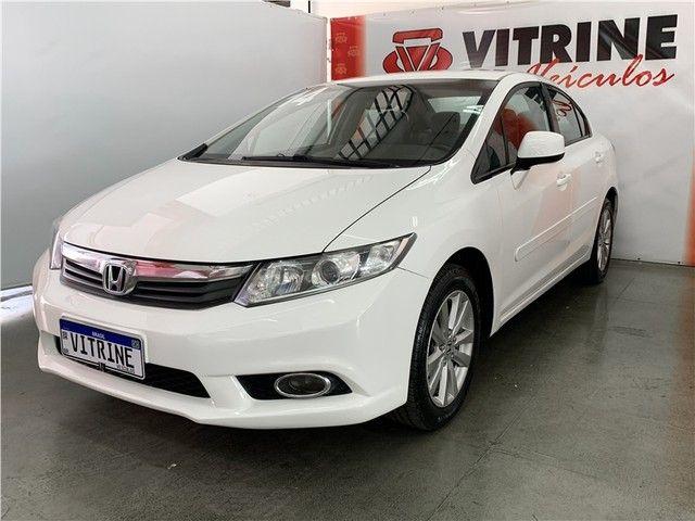 Honda Civic 2014 1.8 lxs 16v flex 4p automático - Foto 3