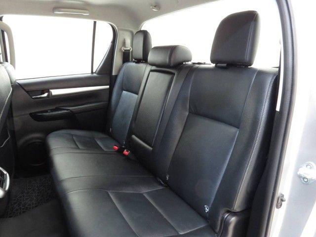 HILUX 2018/2019 2.7 SRV 4X4 CD 16V FLEX 4P AUTOMÁTICO - Foto 8