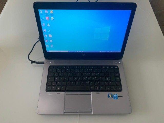 Notebook HP ProBook 640 G1 4Gb I5 180Ssd