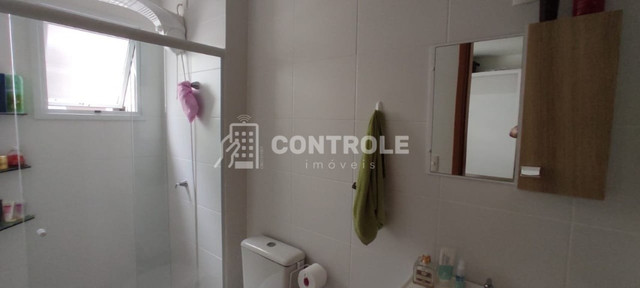 (MAR) Apartamento 2 dormitórios, sendo 1 suíte em Areias - São José/SC - Foto 6
