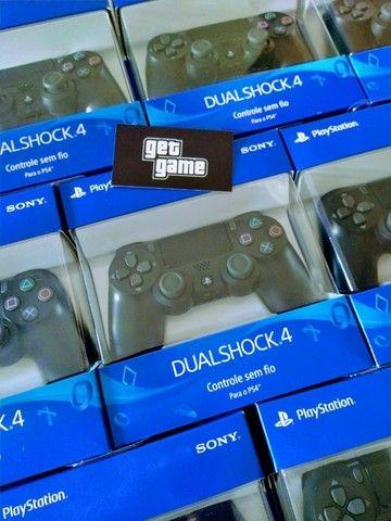 Controle PS4 Novo / Lacrado e com Garantia