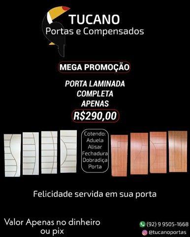 PORTAS LAMINADAS - Foto 2