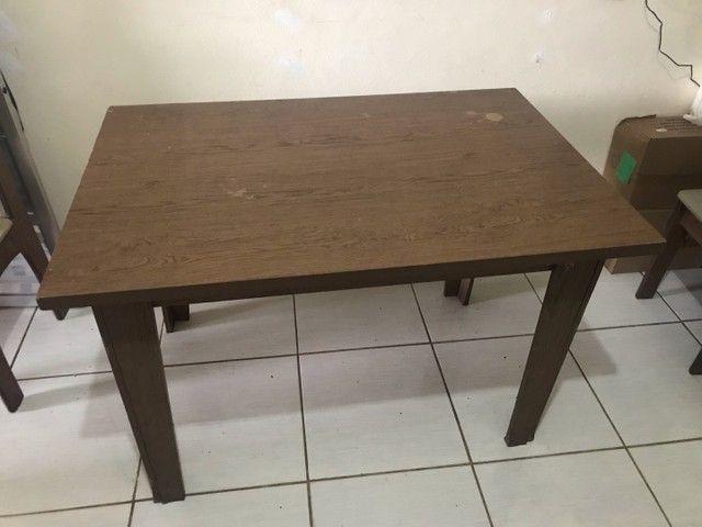 Mesa sem cadeiras  - Foto 2