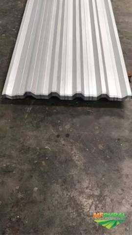 Telha zinco Congonhas Lafaiete |Ouro Branco - Melhor preço - Galvalume , e perfis