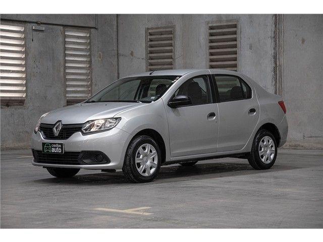 Renault Logan 2018 1.0 12v sce flex authentique manual