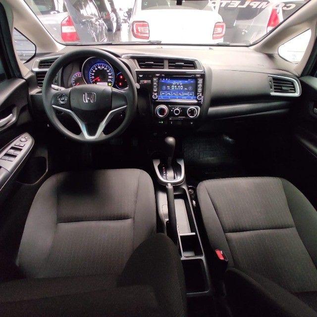Honda fit lx aut o mais barato e impecavel - Foto 17