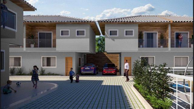 Casa Duplex em Condomínio Região Oceânica - Lançamento - Foto 4