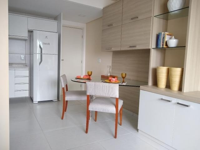 EA-Lindo apartamento no Aflitos! 1 quartos, 31m² | (Edf. Park Home) - Pra vender rápido - Foto 4