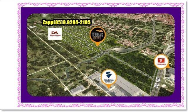 Lotes Terras Horizonte - Construção Liberada-&#$ - Foto 3