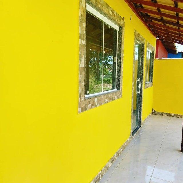 J*563* Linda Casa no Condomínio Vivamar em Unamar - Rj - Foto 5