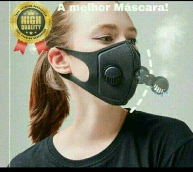 Máscara 5D com filtro - Foto 4