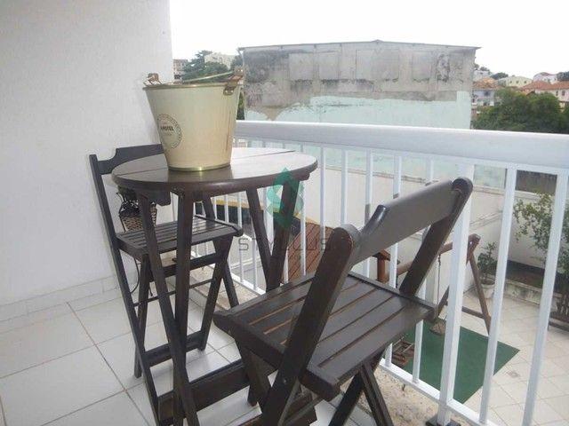 Apartamento à venda com 3 dormitórios em Cachambi, Rio de janeiro cod:C3805 - Foto 10