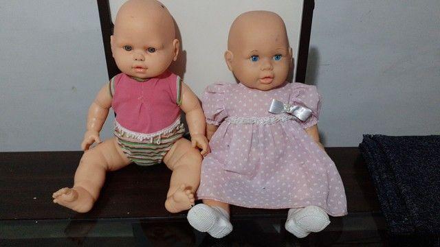 Bonecas e caixa registradora, 100 reais as 5 bonecas e a caixa 100 - Foto 3