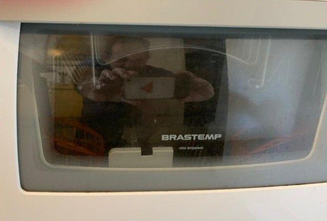 Lava-Louça Brastemp (modelo BLF08AB) bivolt pouquissimo usada! - Foto 2
