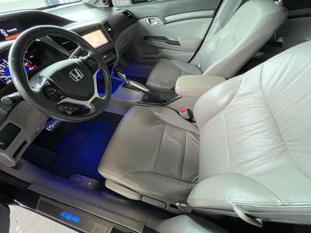 Honda New Civic EXS Top de Linha - Foto 20