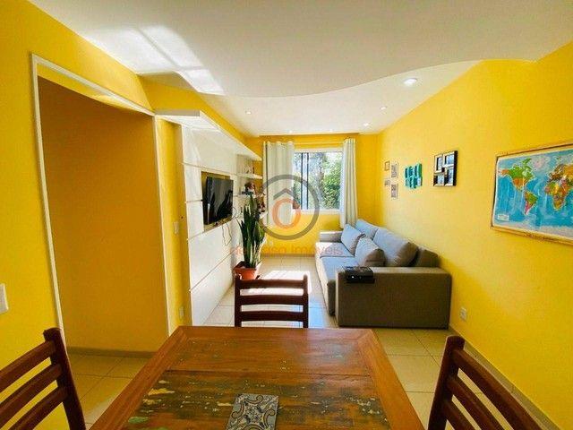 Apartamento para venda possui 63 metros quadrados com 2 quartos - Bairro Santa Branca - Foto 3