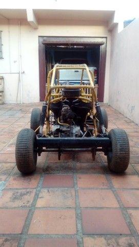 Kart Cross / Gaiola motor Honda 2008 - Foto 6