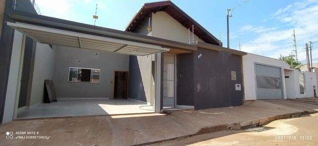 Casa para venda tem 130 metros quadrados com 3 quartos em Coronel Antonino - Campo Grande  - Foto 2